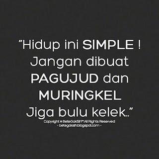 Kata Lucu Tentang Kehidupan dalam Bahasa Sunda