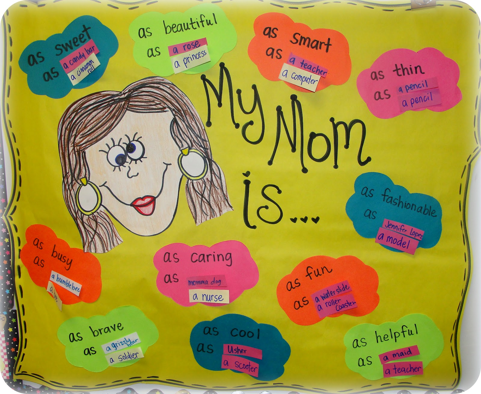 Step Into 2nd Grade With Mrs Lemons Mother S Day Project