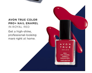 avon catalog True Color Pro+ Nail Enamel
