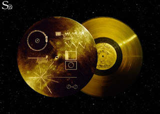 Phonograph in Voyager 2