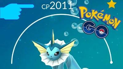 Cara Mendapatkan Pokemon CP Tinggi di Pokemon Go
