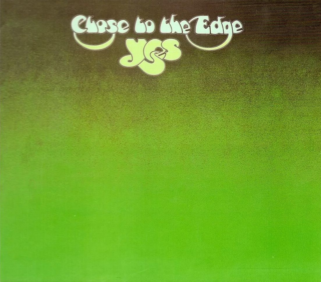 Yes - Close to the Edge - Taringa!
