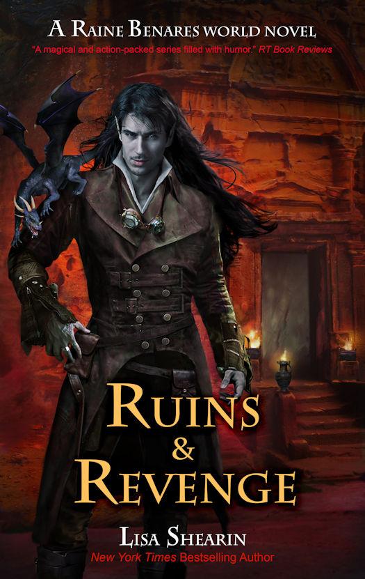 Spotlight - Ruins & Revenge by Lisa Shearin