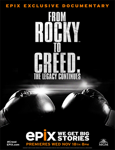 Ver From Rocky to Creed: The Legacy Continues (2015) Online