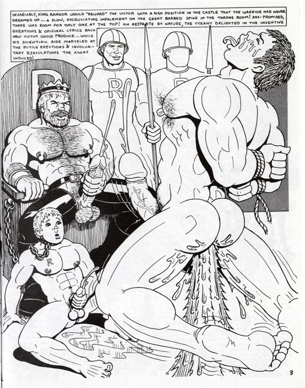 men spanking men