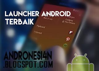 5 Launcher Android Terbaik dan Teringan
