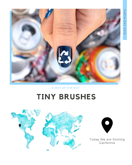 Earth Day Blog Series | Tiny Brushes