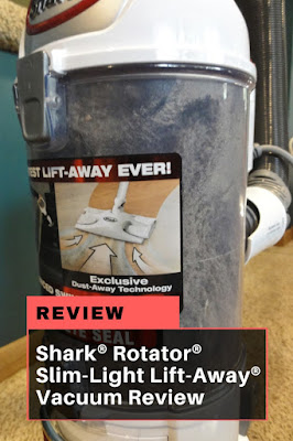 Shark rotator slim light lift away vacuum review