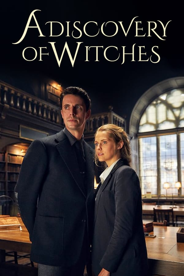 Descargar A Discovery of Witches (El Descubrimiento de las Brujas) Latino & Sub Español HD Serie Completa por MEGA