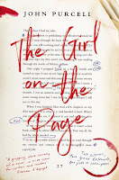 The Girl on the Page by John Purcell book cover