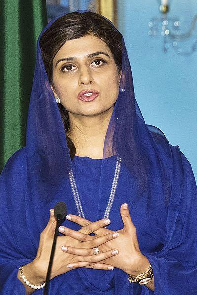 Hina Rabbani Khar Biography Tollywood Stars