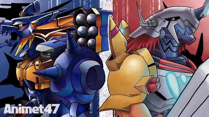 Ảnh trong phim Digimon X-Evolution 1