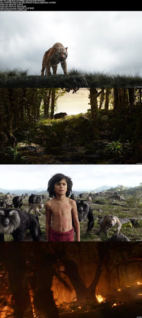 The Jungle Book 2016 BRRip 720p Dual Audio Hindi