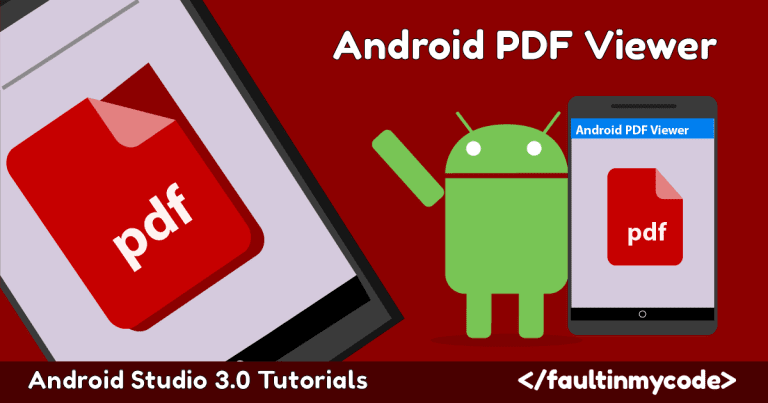 Pdf File Viewer Android