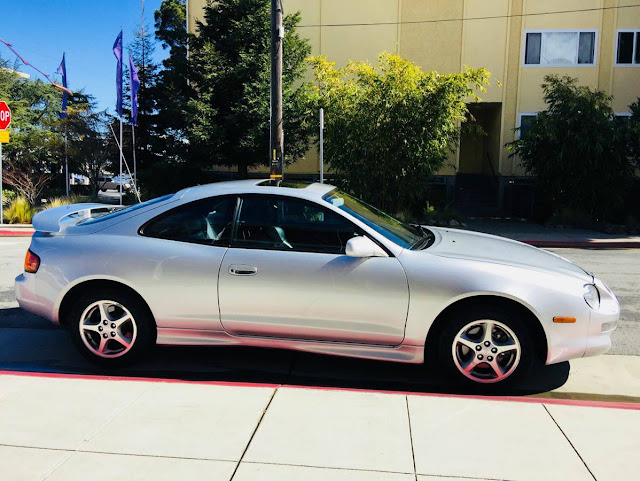 Daily Turismo Last Of The Round Styled 1999 Toyota Celica Gt