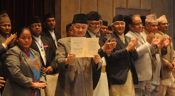 Nepal New Constitution Pdf