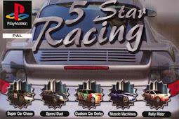 5-Star Racing PS1/ePSXe