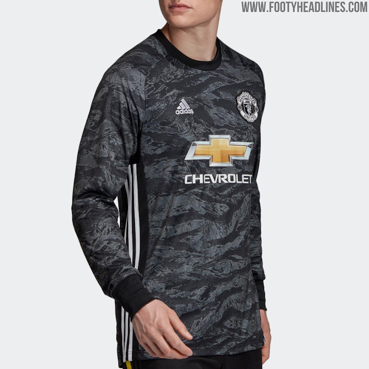 Manchester United 19 20 Goalkeeper Away Kit Released Footy Headlines