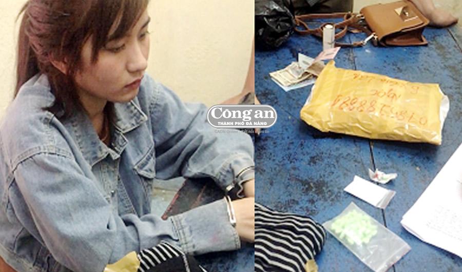Gia Lai: Bắt nóng 'kiều nữ 9x' vận chuyển ma túy