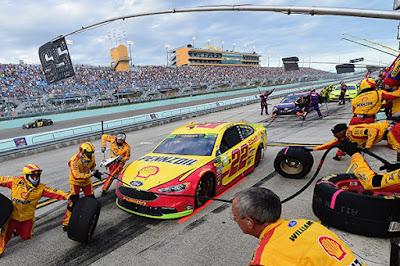 Logano | Ford #NASCAR Championship Titles #MENCS