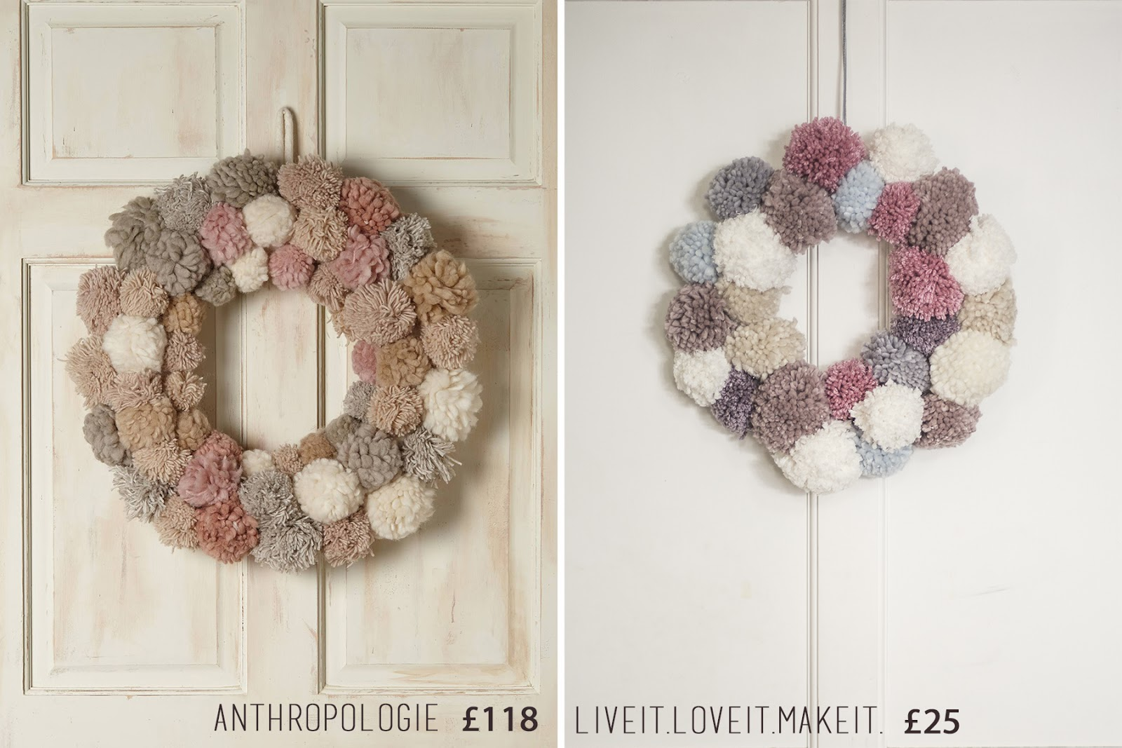 This Years Christmas Decoration Collection Was The Perfect Example And I Thought I Would Share What I Ended Up Making