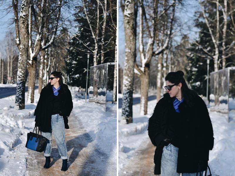 winter style made easy • ziemas stils - vienkāršots