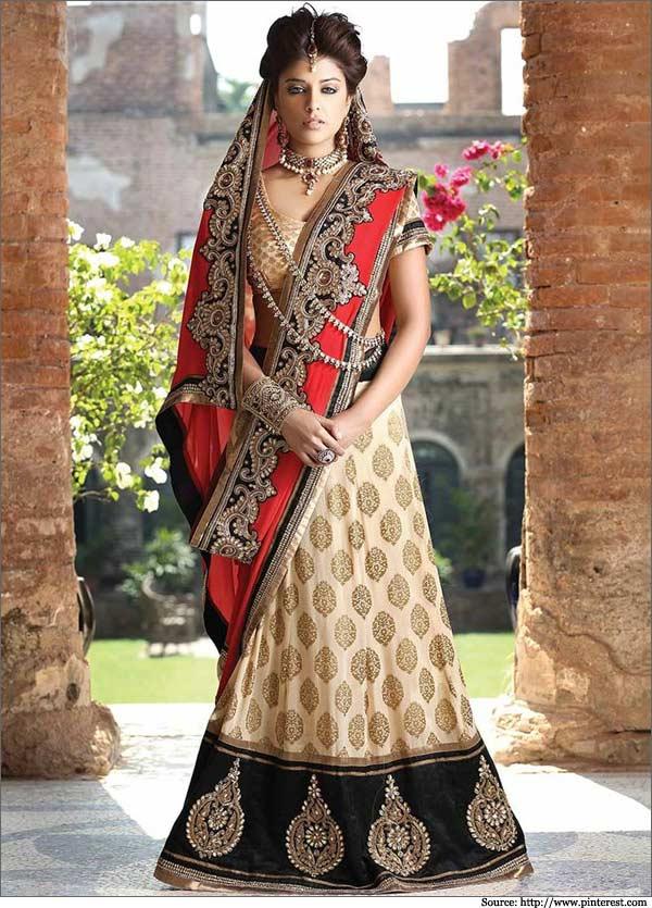 10 Stunning Lehenga Designs For Girls