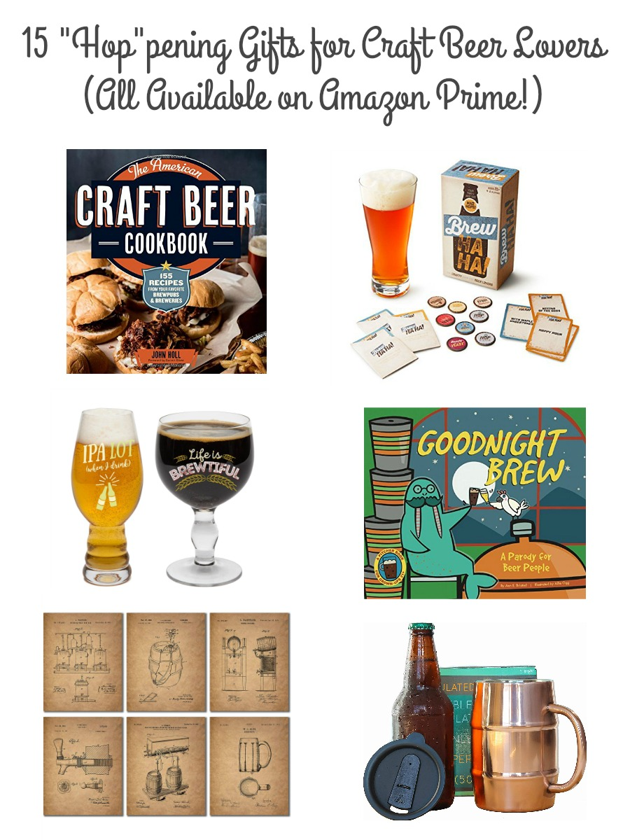 gift ideas for craft beer lovers frugal foodie 15 quot hop quot pening gift ideas for craft 7739