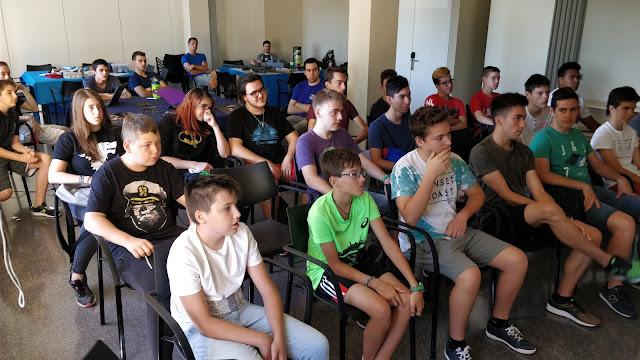 En marcha el taller de ROVs realizado por LleidaDrone junto a Joventut de Lleida y el Parc Científic