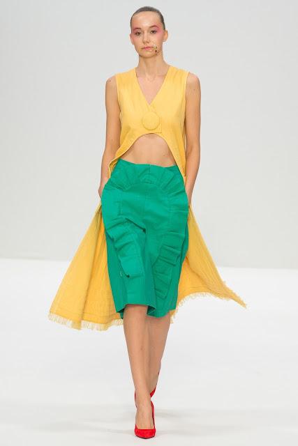 London Fashion Week:  Malmal Tadka by Priyanka Khosla