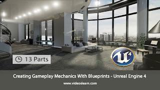 Creating Gameplay Mechanics With Blueprints - Unreal Engine 4