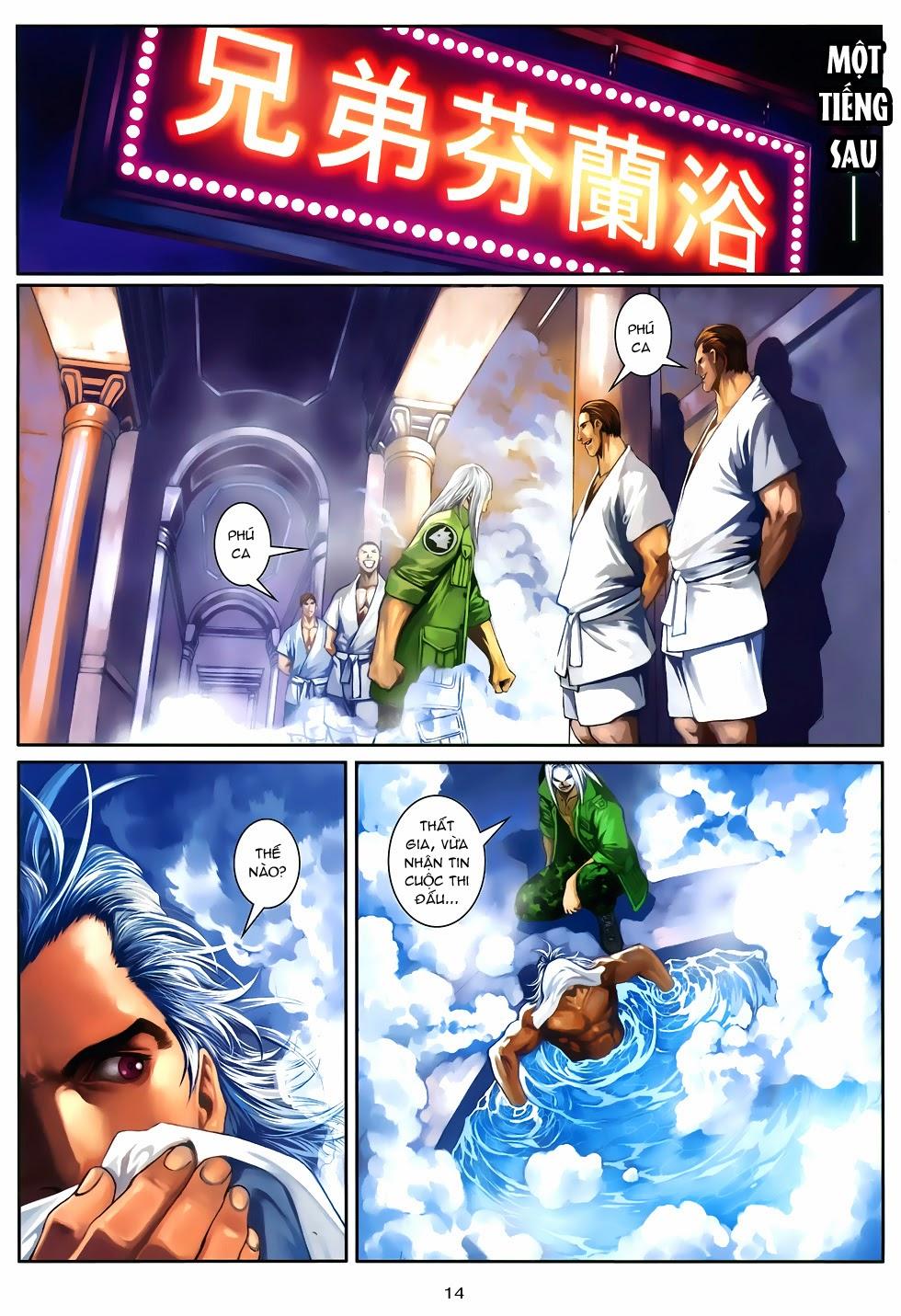 Quyền Đạo chapter 10 trang 13