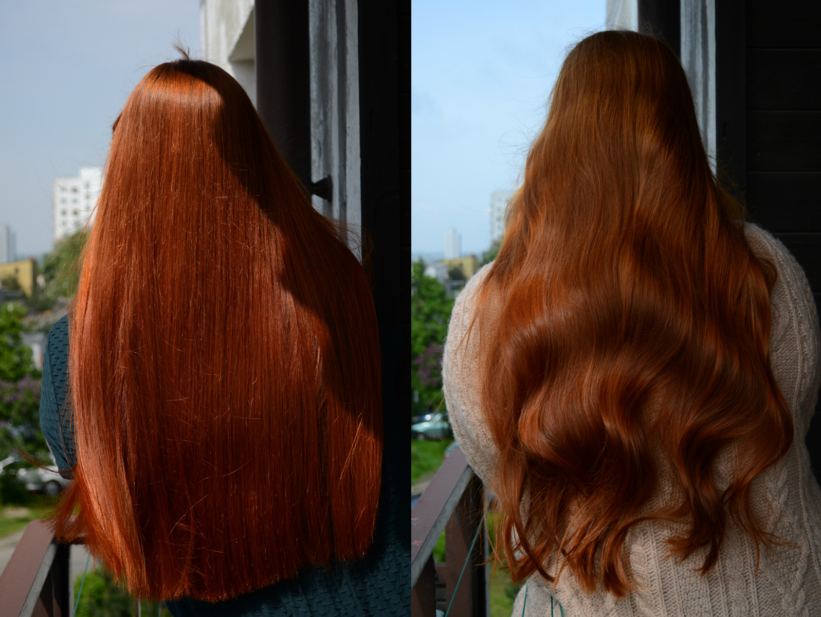 Włosowa seria: Droga do blondu, Kolejny krok ku jaśniejszym włosom