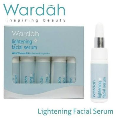 Wardah Lightening Facial Serum 5 Botol @ 5ml | Cengkareng