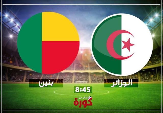 algeria vs benin