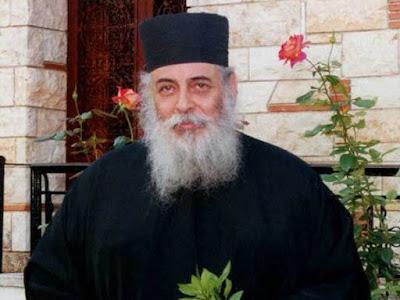 π. Γεώργιος Καψάνης (1935 - 08.06.2014)