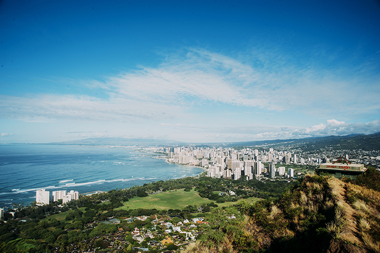 Best hiking Honolulu_Diamond Head