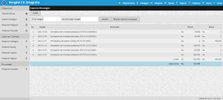 Aplikasi Penjualan Barang Bengkel dan Service Full PHP mysql