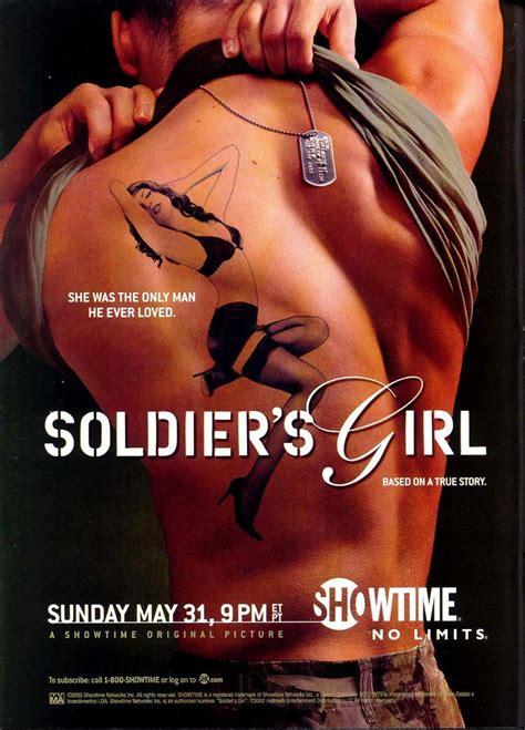 """VER ONLINE Y DESCARGAR PELICULA """"La Chica de Un Soldado"""" - """"Soldier's Girl"""""""