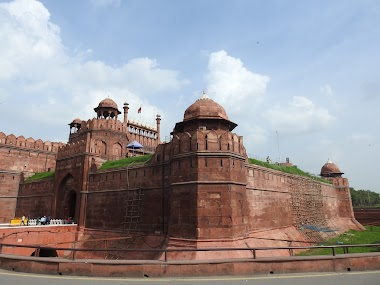 Touring Red Fort of New Delhi on Independence Day