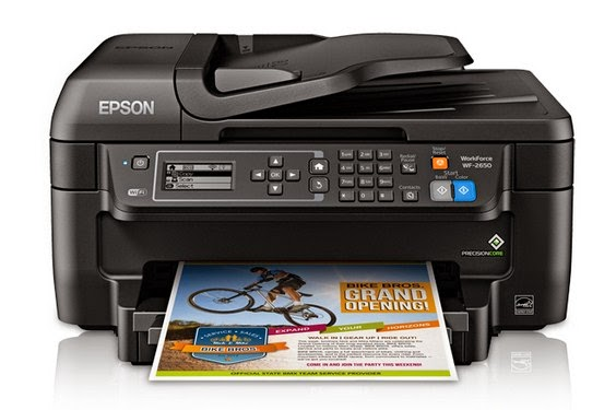 Epson Workforce WF-2650 Driver Download