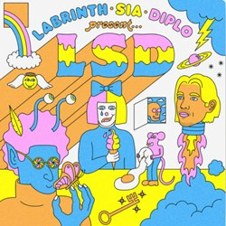 Baixar CD LABRINTH, SIA e DIPLO PRESENT… LSD 2019 Grátis