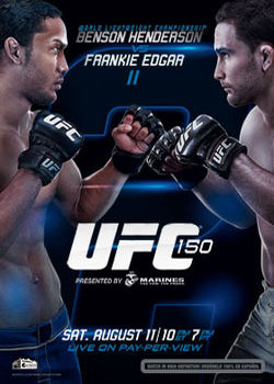 ufc Download   UFC 150   HDTV AVI + RMVB