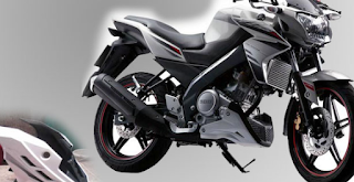 cara menambah Kemampuan Yamaha New Vixion Lighting