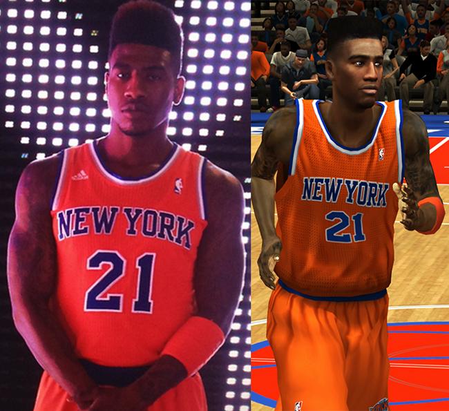 db5c985a347f NBA 2K13 New York Knicks All Jerseys Patch - NBA2K.ORG