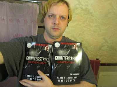 Travis L Salisbury With Counterstrike Long And Short Books-A-June 02 2017