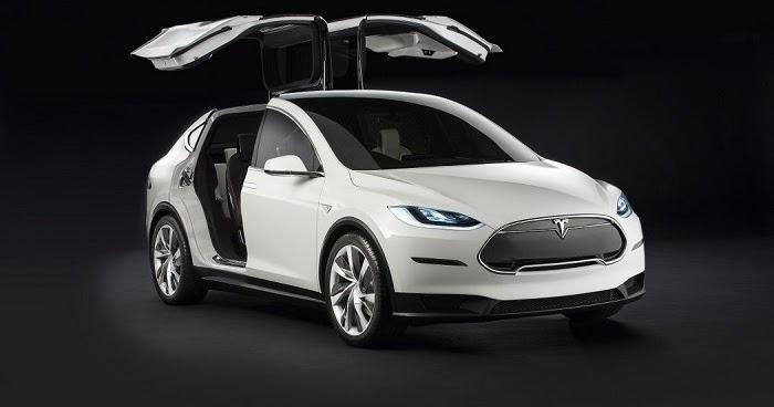 World's Fastest SUV - Tesla Model X | Car Reviews | New ...