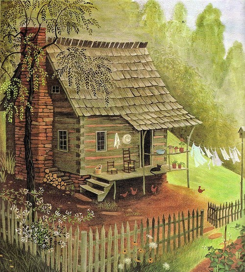 Granny Mountain: House In The Woods
