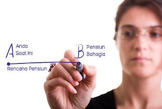 asuransi pensiun