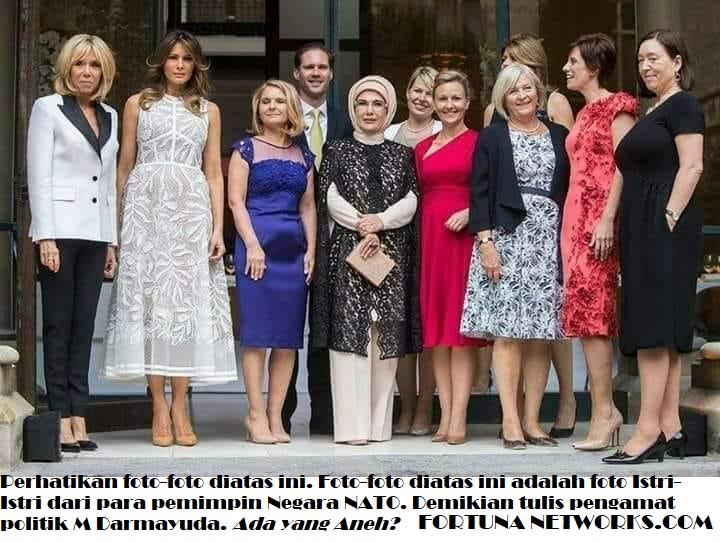 """Lelaki """"Istri"""" Sang Perdana Menteri,Ada yang Aneh?"""